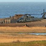 В Англии произошла загадочная катастрофа американского вертолета
