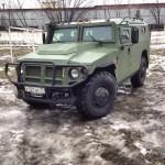 Спецподразделения ФСИН стали получать новые бронемашины СБМ ВПК-233136