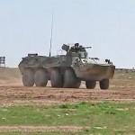 В 2014 году Минобороны России модернизируют 120 бронетранспортеров до версии БТР-82АМ