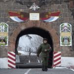 Если российские солдаты покинут Гюмри, начнётся бойня