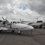 Выкачен первый легкий транспортный  самолет L-410NG