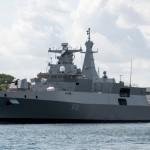 Головной алжирский фрегат МЕКО А200 АN практически готов
