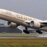 Грузовой трафик Etihad Airways увеличился на 52 %