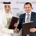 Qatar Airways намерена инвестировать в московский аэропорт Внуково